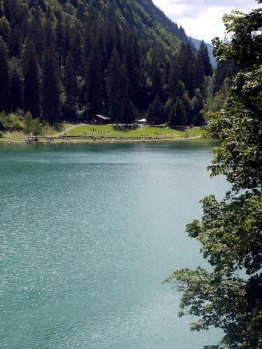 Le lac de Motriond