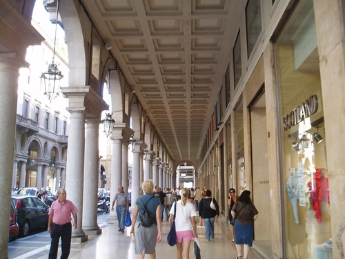 Turin, autour du Palais Madame