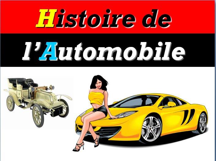 histoire de l automobile