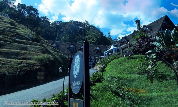 3 Juillet 2016 - Cameron Highlands... Surprenant !