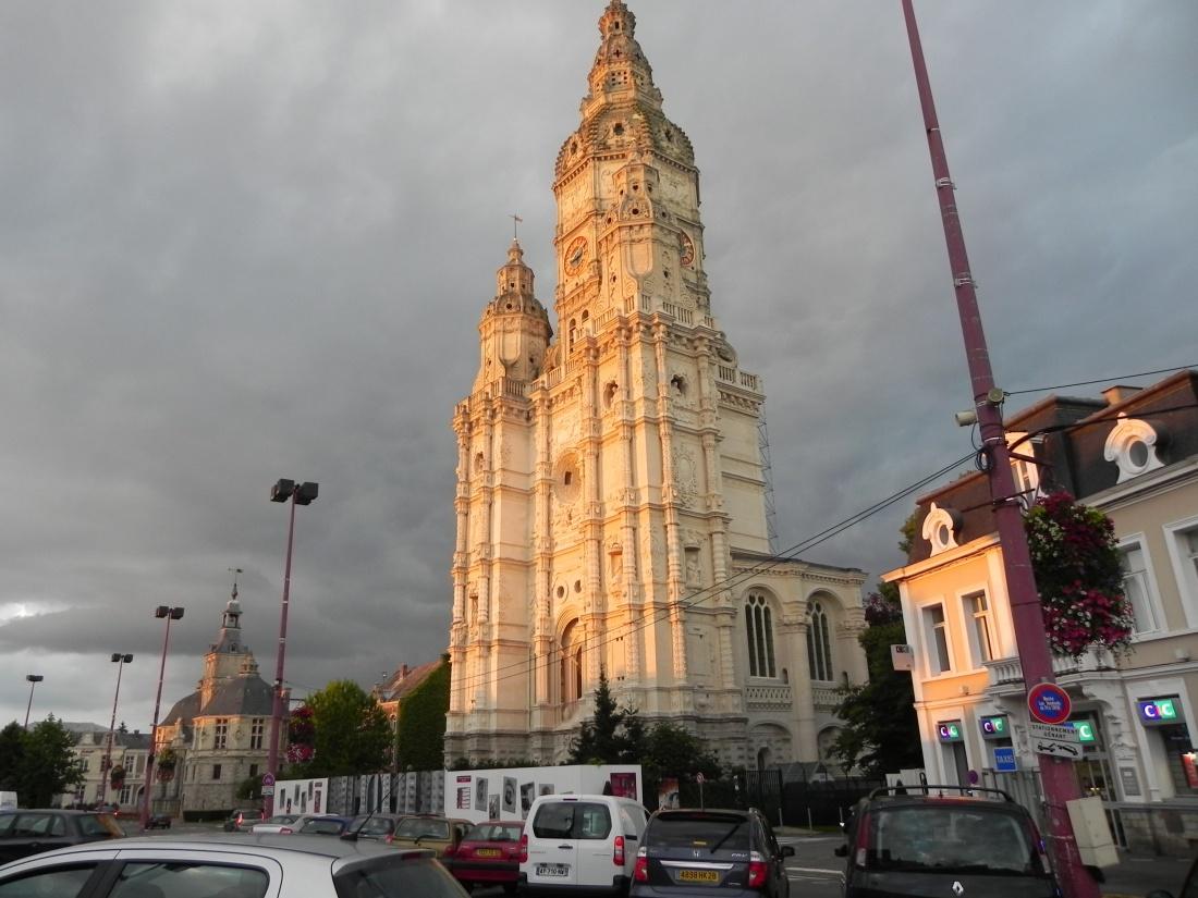 la Cathédrale de Saint Amant les Eaux