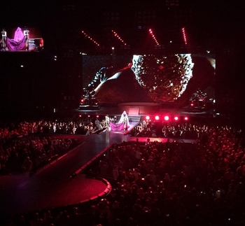 Rebel Heart Tour  2015 12 20 Glasgow (5)