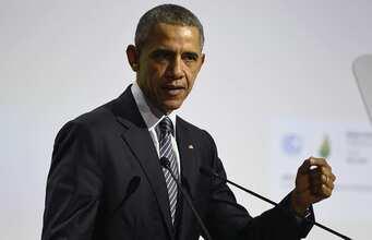 Barack Obama : COP21