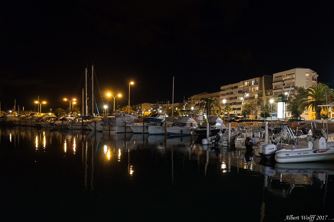 Occitanie 2017 - Palavas by night