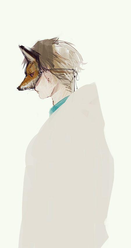 Boy illustration: