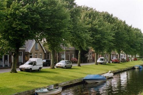 Voyage aux Pays-Bas, août 2005 (3) : Stavoren