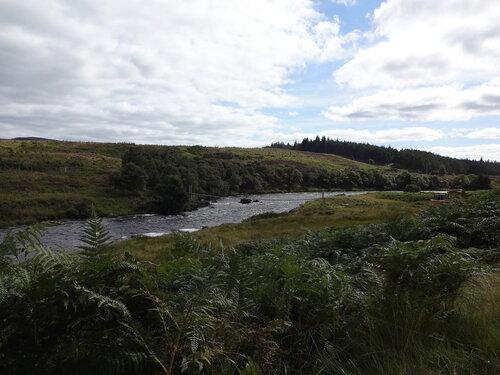 Mardi 26 : Petite route dans les Highlands