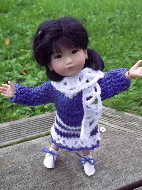Nouvelle tenue pour Sakiko