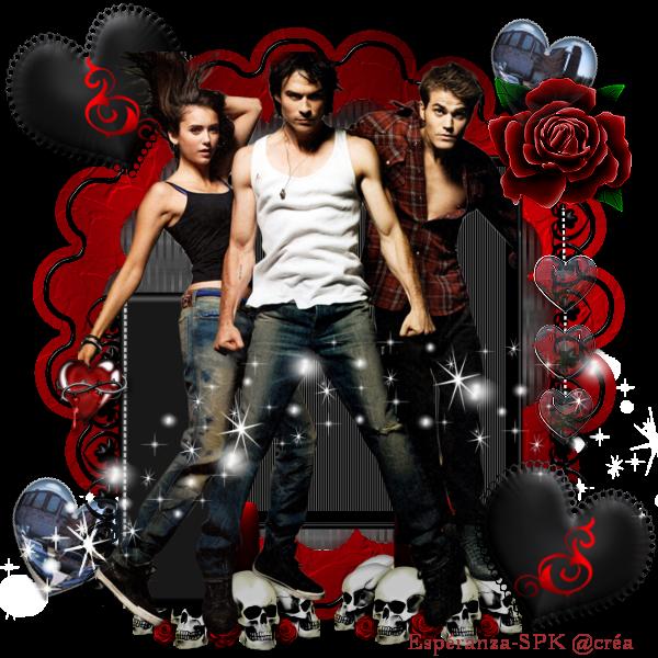 stephan, Daon et elena