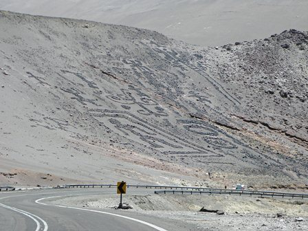 Iquique > Arica