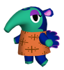 Mathilda animal crossing WII