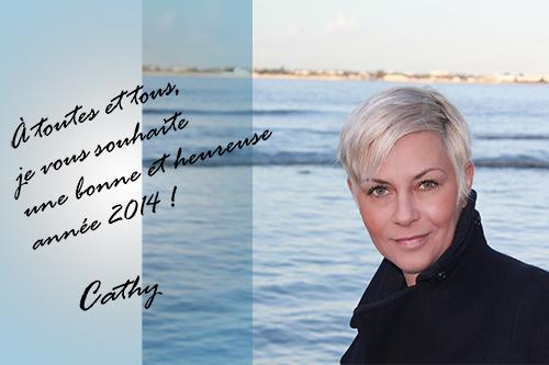 Bonne rt heureuse année 2014 de Cathy Bohrt
