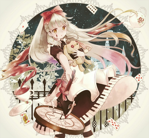 Image de mayu, vocaloid, and anime