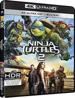 [UHD Blu-ray] Ninja Turtles 2