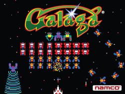 Galaga - Namco