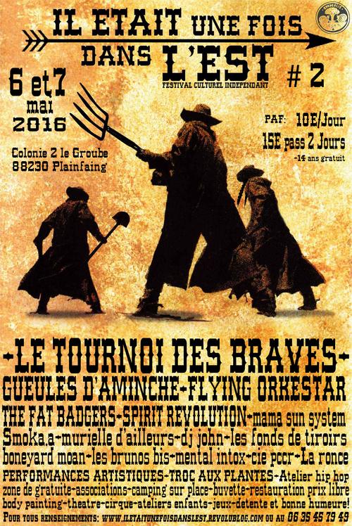 FESTIVAL IL ETAIT UNE FOIS DANS L'EST #2!!!