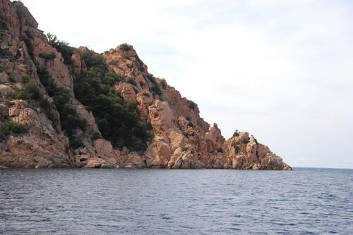 Encore de belles falaises