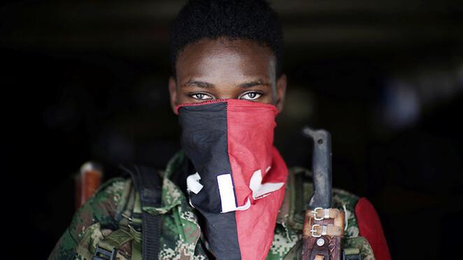 Hoxhisme au service de l'Empire en Rojava (MLKP) ; hoxhisme au service de l'Empire en Colombie