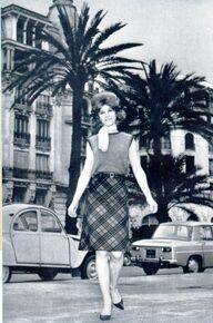 16 au 20 mars 1963 : Sheila dans le midi...