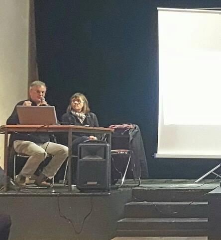 Conférences sur l'inquisition et sur le Mur, prison inquisitoriale de Carcassonne
