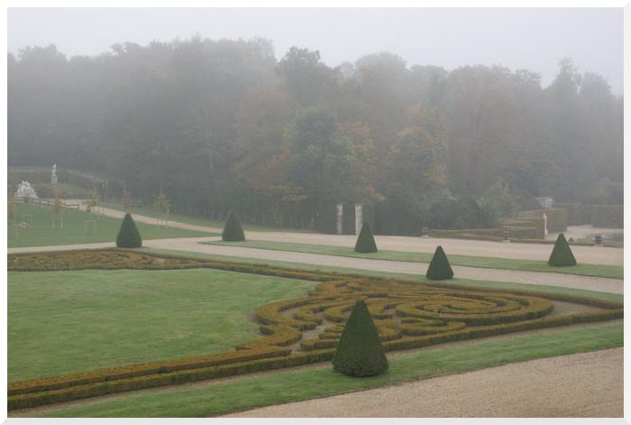 Châteaux de Vaux le Vicomte (prècisions)