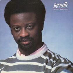 Larnelle Harris - I've Just Seen Jesus - Complete LP