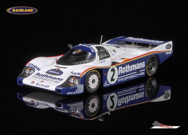 Le Mans 1983 Abandons I