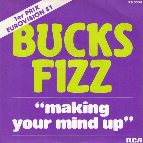 Bucks Fizz - Making Your Mind Up 02