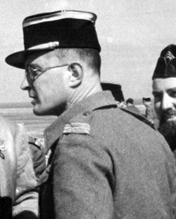 * Etape n° 28 - 23-25 novembre 1944-  Fusiliers Marins, Commandos de Choc et Bataillons de Marche dans les Libérations de Ettuefont, Grosmagny et Eloie