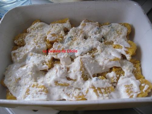 Gnocchi de Butternut