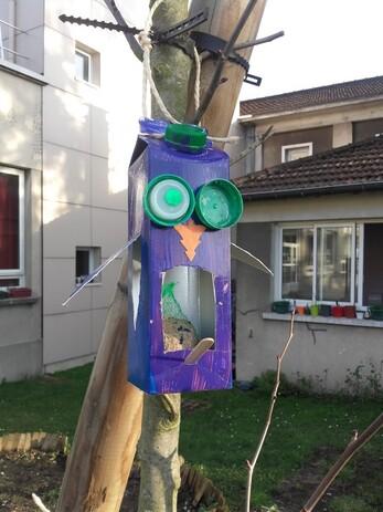 nouvelles fraiches de notre jardin d'école