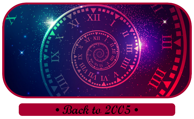 ✎ Back to 2005