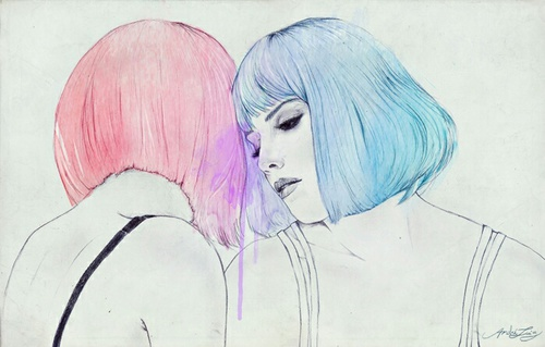 Image de halsey, ghost, and art