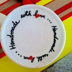 Tuto : le Mug décoré