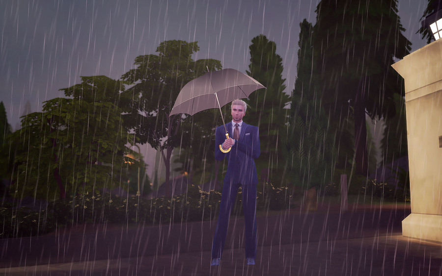 "[GEMD] Chapitre cinq : ""I'm singing in the rain. Just singing in the rain"""
