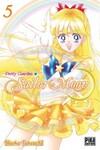 Tome 5: Coincée au 30e siècle, Usagi est prisonnière du prince Diamond, chef de la secte Black Moon, qui la retient sur la planète Nemesis, dont l'énergie négative est censée bloquer les pouvoirs de notre héroïne. Mais soudain, le cristal d'argent se réveille et Usagi peut à nouveau se transformer en Sailor Moon et libérer ses amies. Elles parviennent à s'enfuir mais Tuxedo Mask, qui était parti à la recherche de Chibiusa, tombe entre les griffes de la mystérieuse Black Lady, qui fait de lui son esclave. Sailor Moon va devoir une fois de plus affronter son bien-aimé sous l'emprise de ses ennemis...