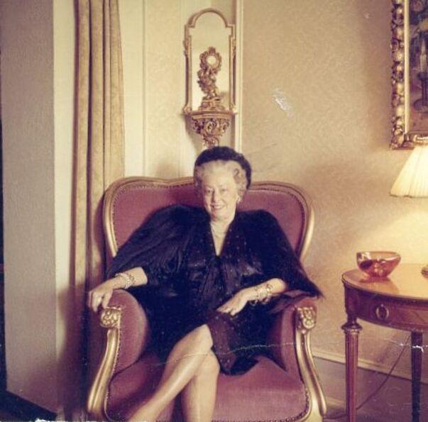 Fashion Style et le style pour les personnes âgées avancée
