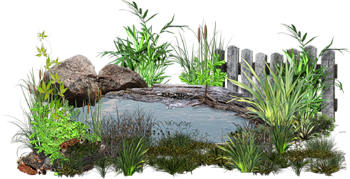 tube sol de jardin
