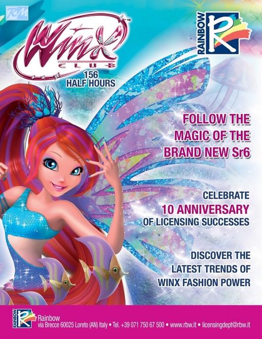 Winx Club Saison 5 Promo1