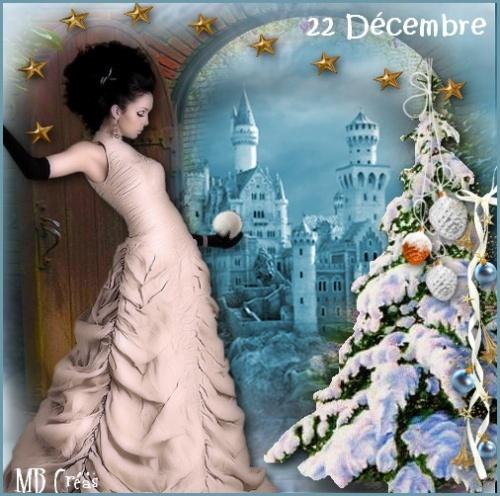 21 au 25 décembre