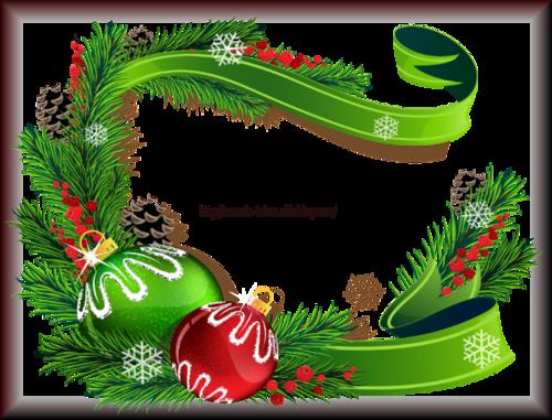Tube Noel vectoriel 2768