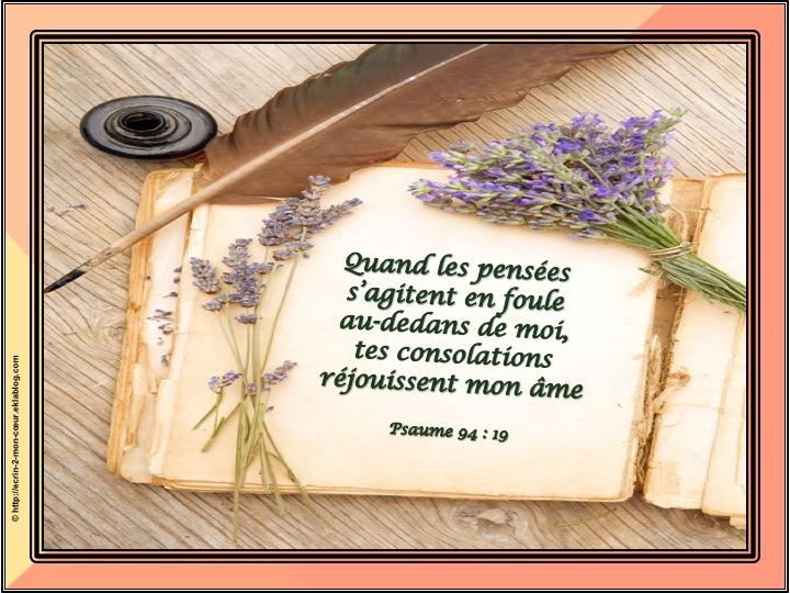 Ronde Versets du coeur 153