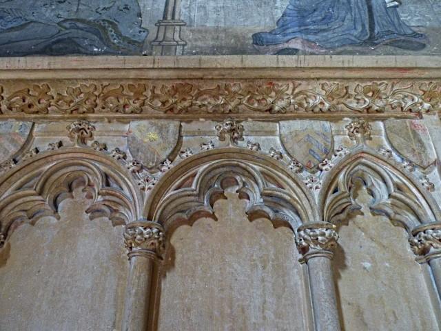 Nativité allaitante église Saint-Martin Metz 7 Marc de Me