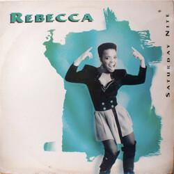 Rebecca Malope - Saturday Nite - Complete LP