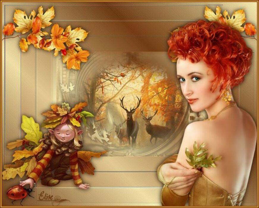 Mes créas automne