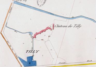 LES REMPARTS DE TILLY-SUR-SEULLES (Calvados)