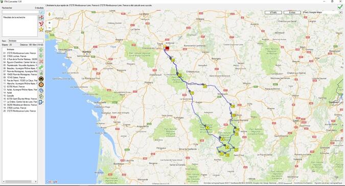 WE du 13/14 Mai 2017 en Auvergne - 900 km
