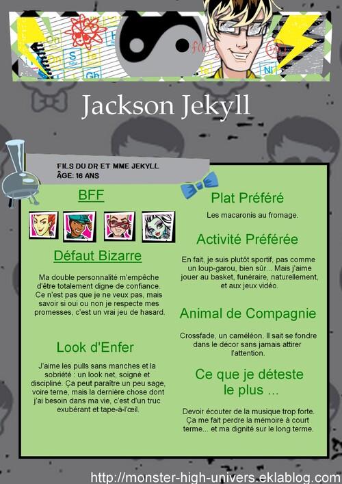 Jackson Jekyll