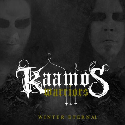 KAAMOS WARRIORS - Détails et extrait du premier album Ikuisen Talven Sarastus