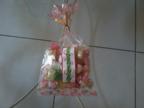 Commande Candysan
